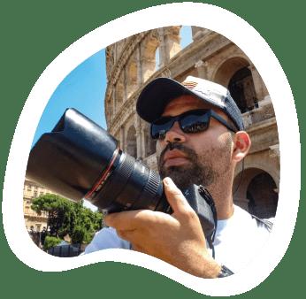 Julian David Vargas - Productor audiovisual Content Lab